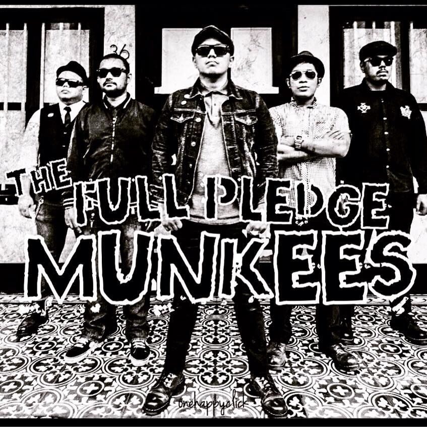 The Full Pledge Munkees