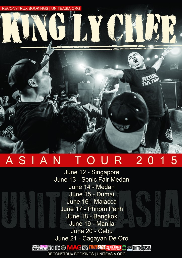 Asian Tour 2015