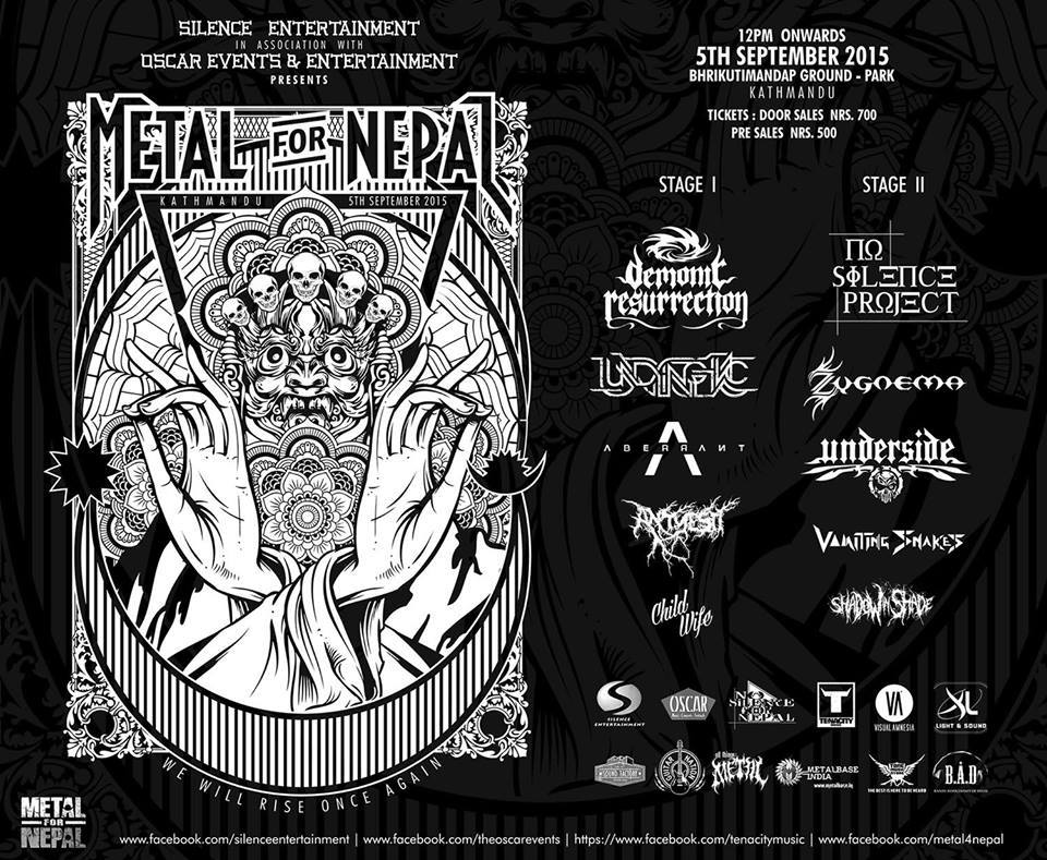 Metal for Nepal