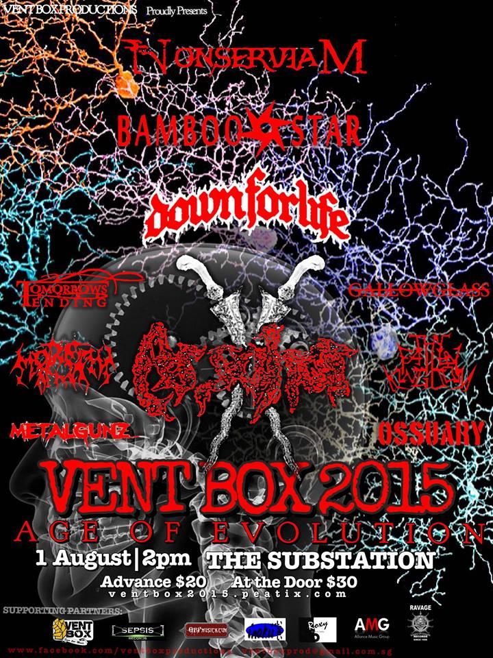 Vent Box 2015 Age of Evolution