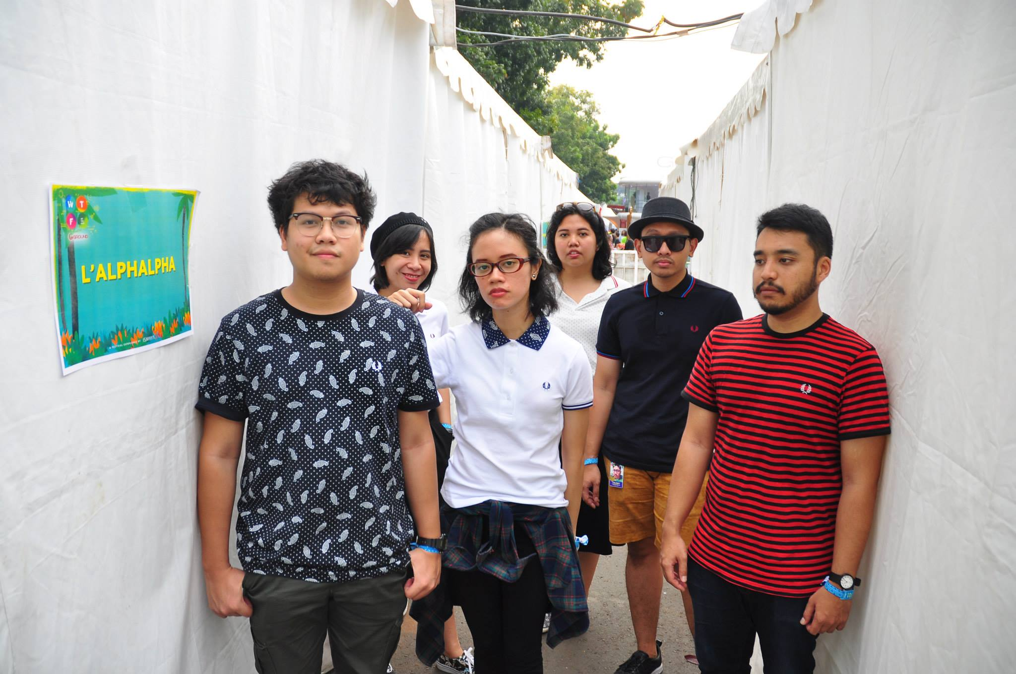 Post-rock band L'Alphalpha from Indonesia release live videos - Unite Asia