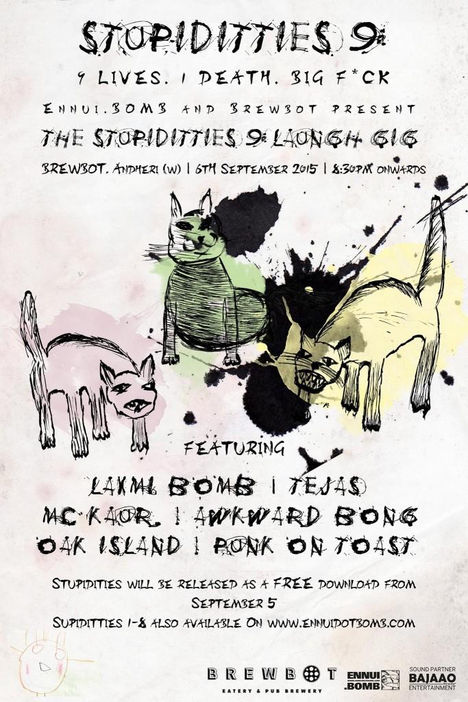 Stupiddities Launch