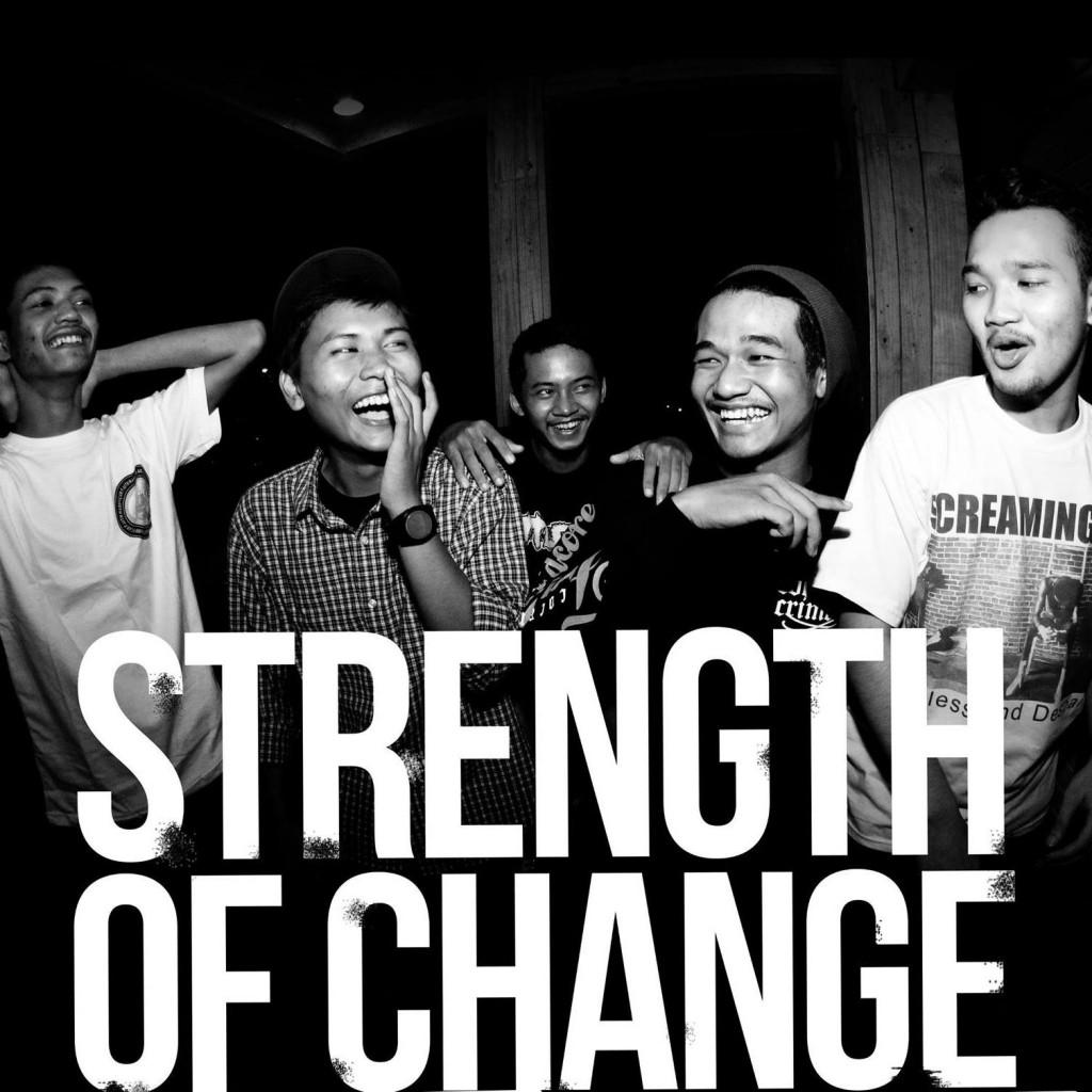 Strength of Change