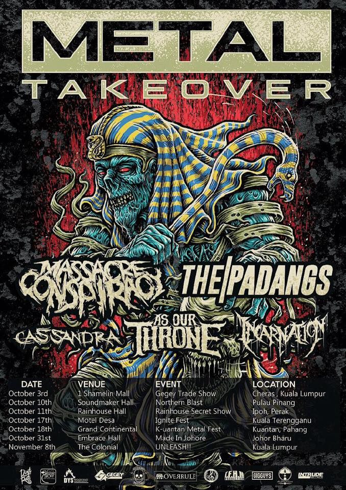 Malaysia's Metal Takeover