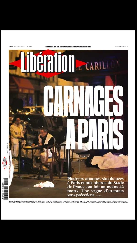 Rest in Power Paris
