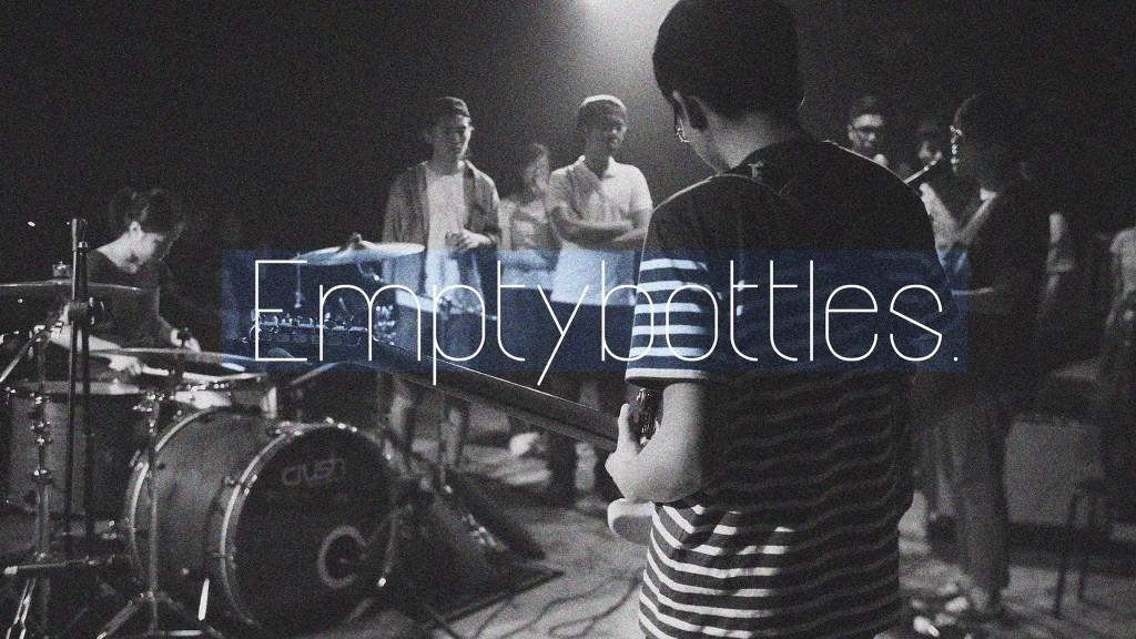 emptybottles