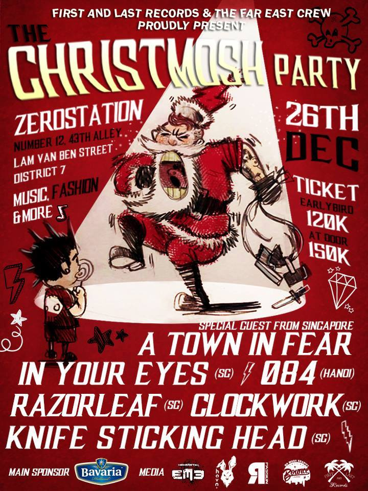Christmosh Party