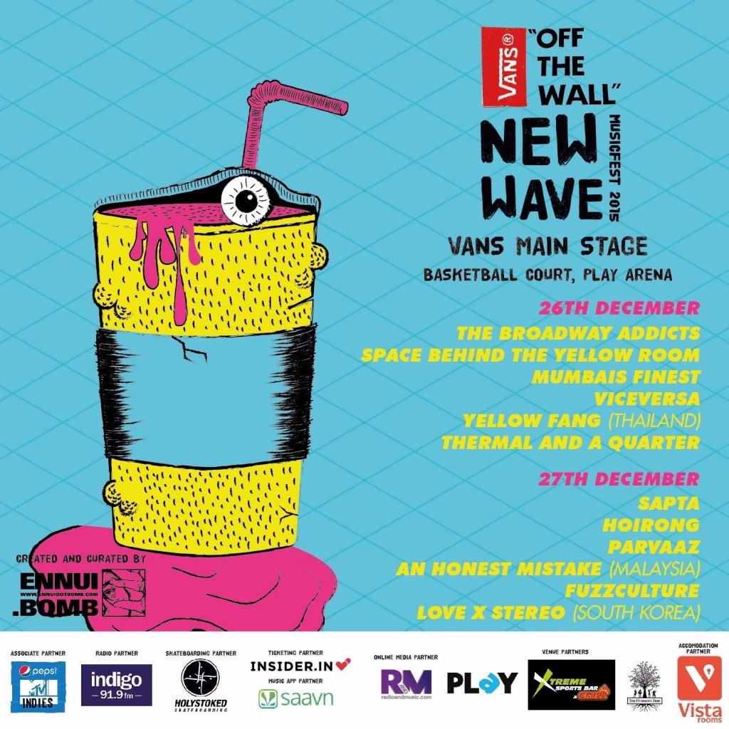 Vans New Wave Musicfest