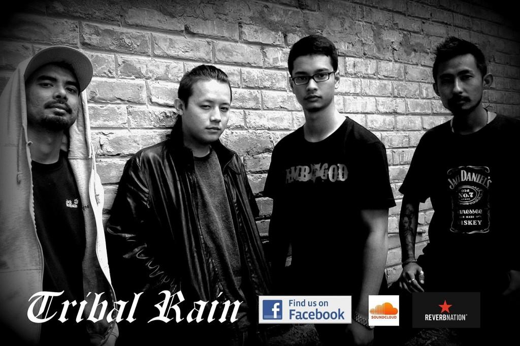 tribal rain