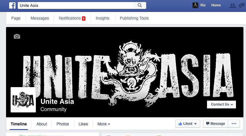 UniteAsia.org