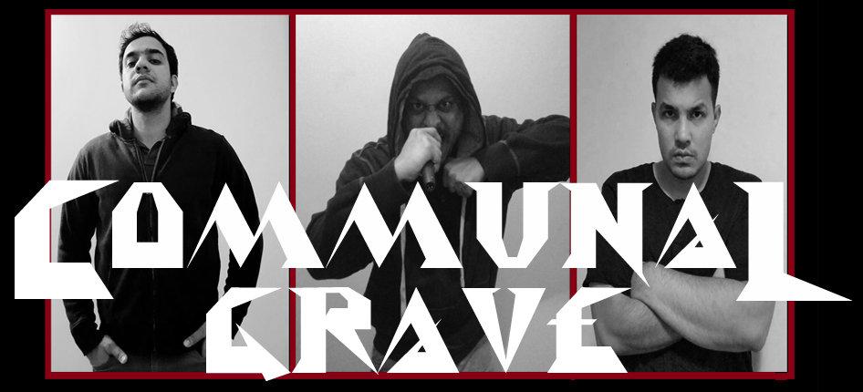 communal grave