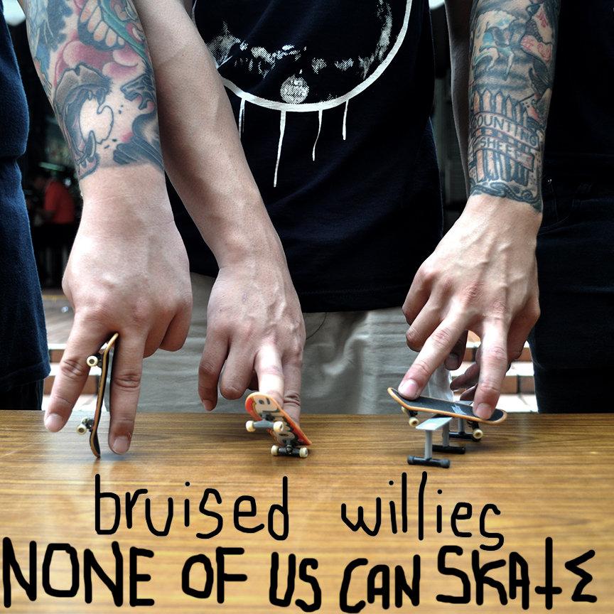 bruised willies