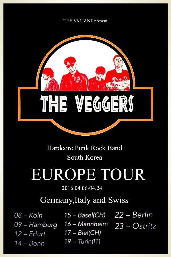the veggers
