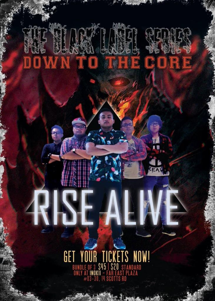rise alive