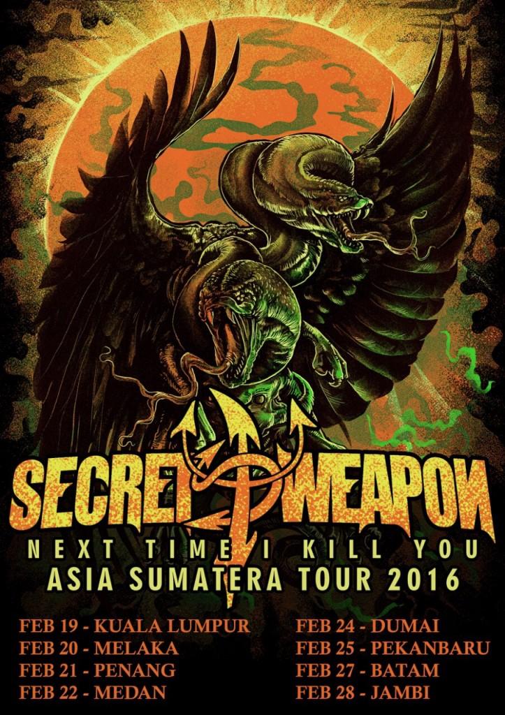 Asia Sumatera Tour 2016