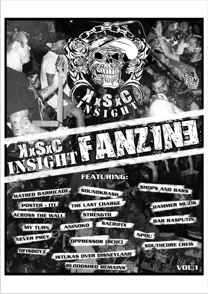 KxSxC Fanzine