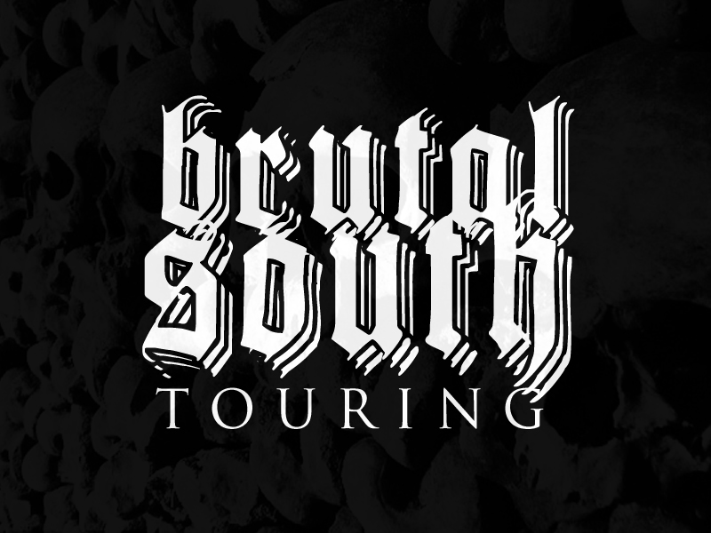 brutal south touring