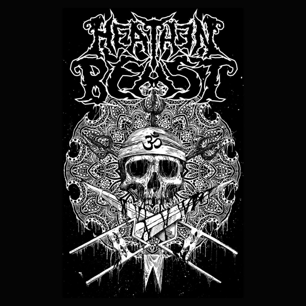 heathen beast