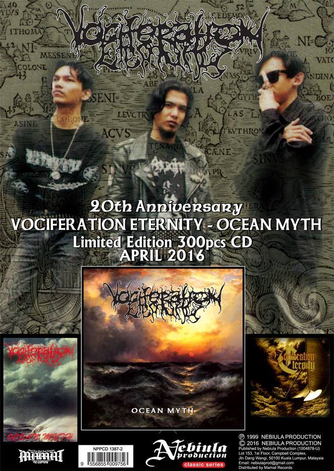 vociferation eternity
