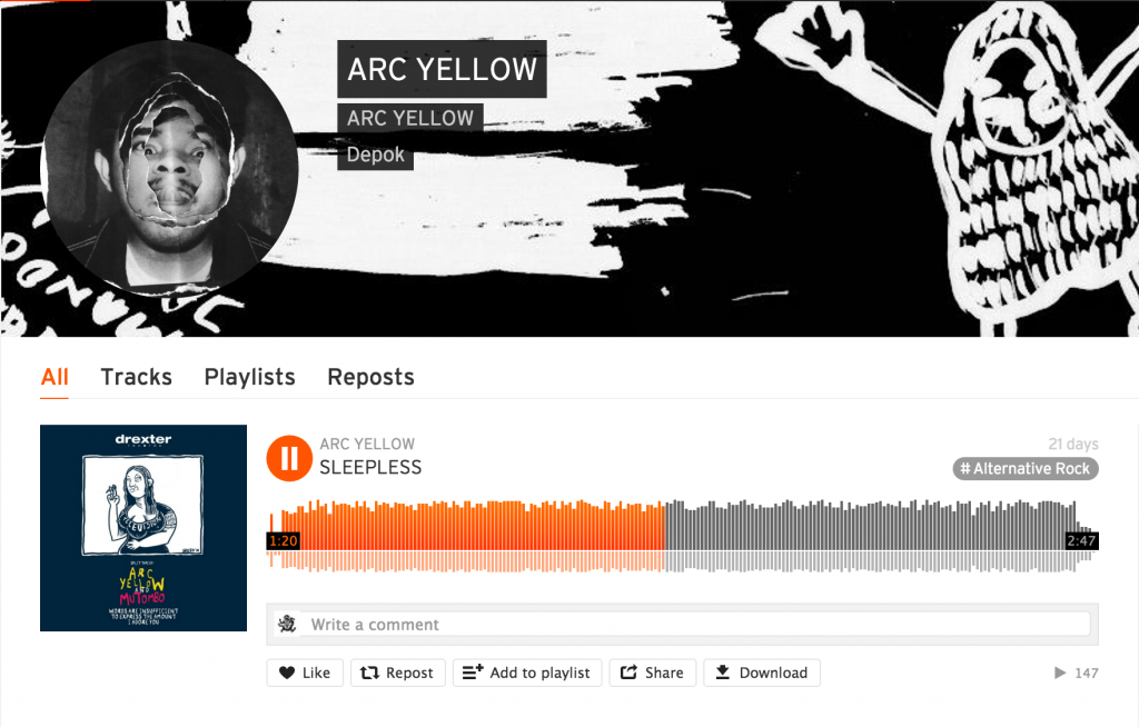 arc yellow