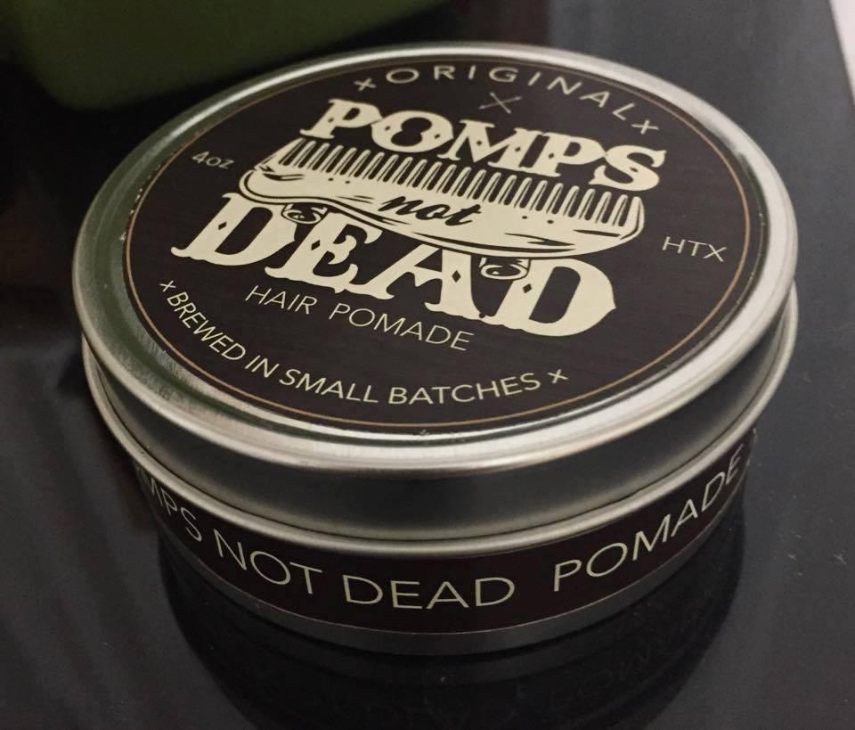 pomps not dead