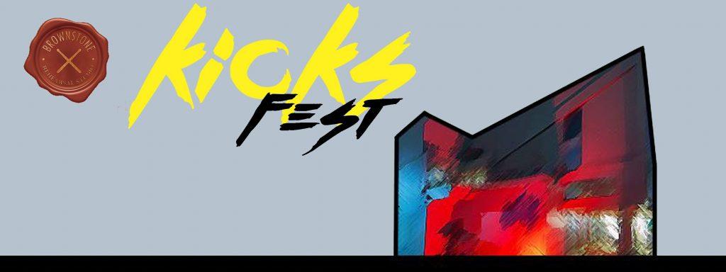KICKS FEST! Bangkok!