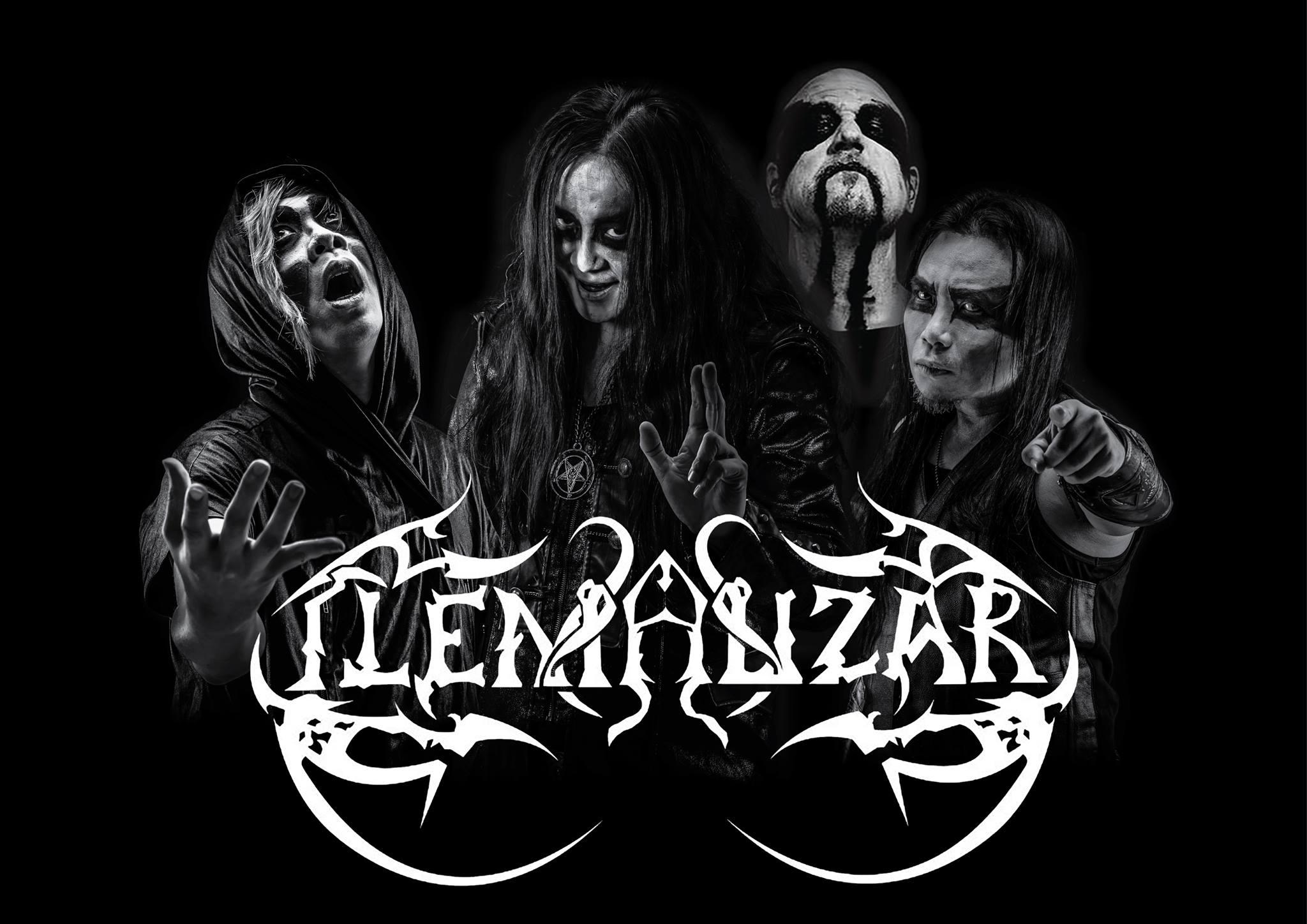 Singapore Black Metal Band Ilemauzar Gear Up To Release Debut Album