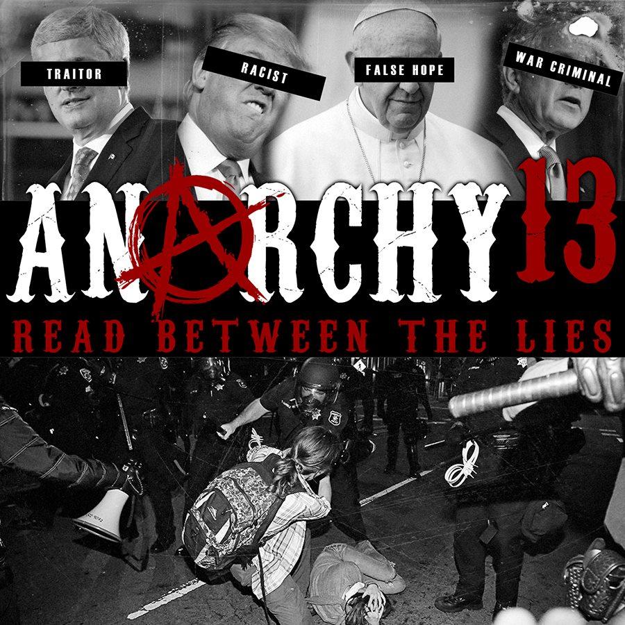 anarchy 13
