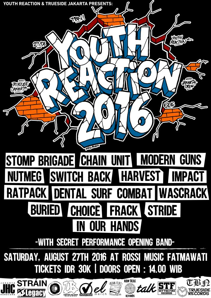 YOUTH REACTION 2016