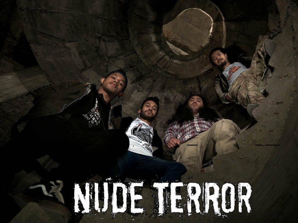 nude terror