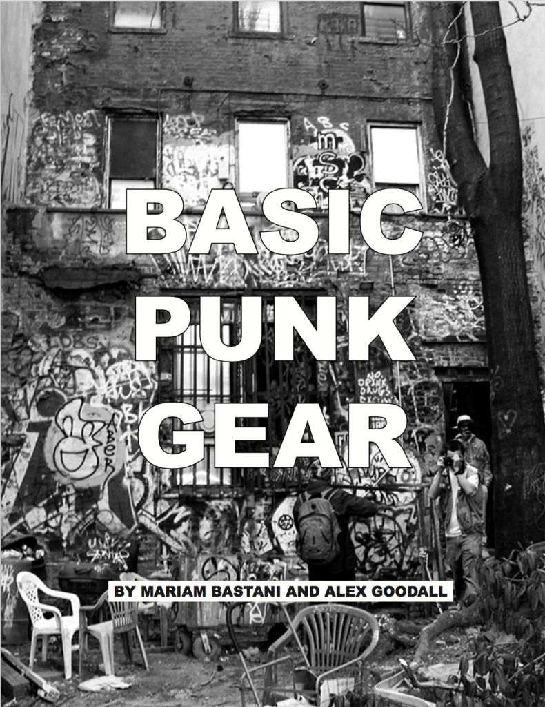 basic punk gear