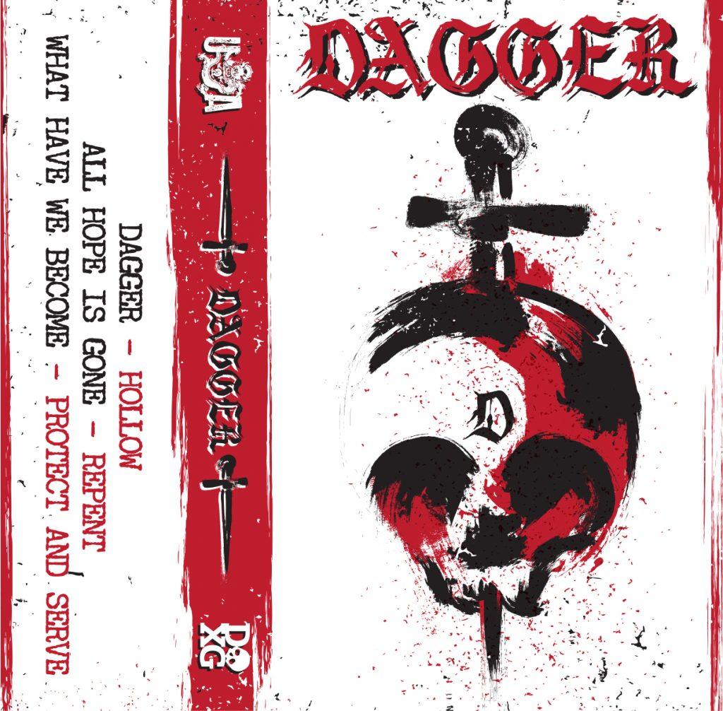 Dagger Cassette Cover
