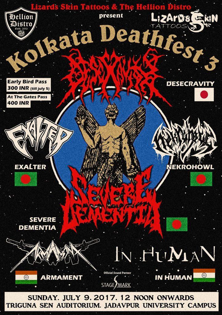 kolkata deathfest