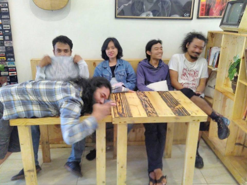 Indonesian shoegaze band Intenna release new EP - Unite Asia