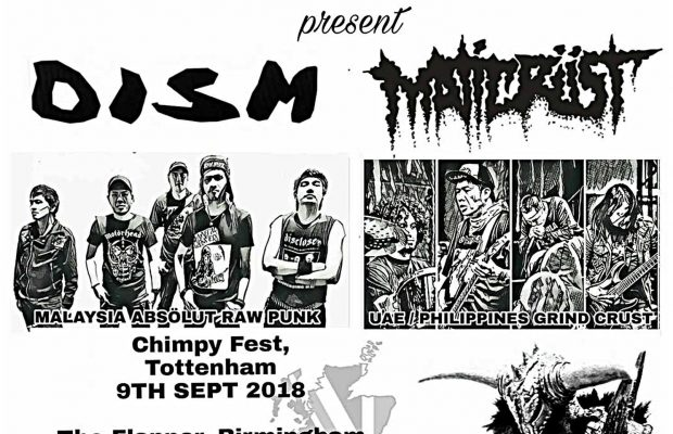 crust punk Archives - Page 3 of 4 - Unite Asia