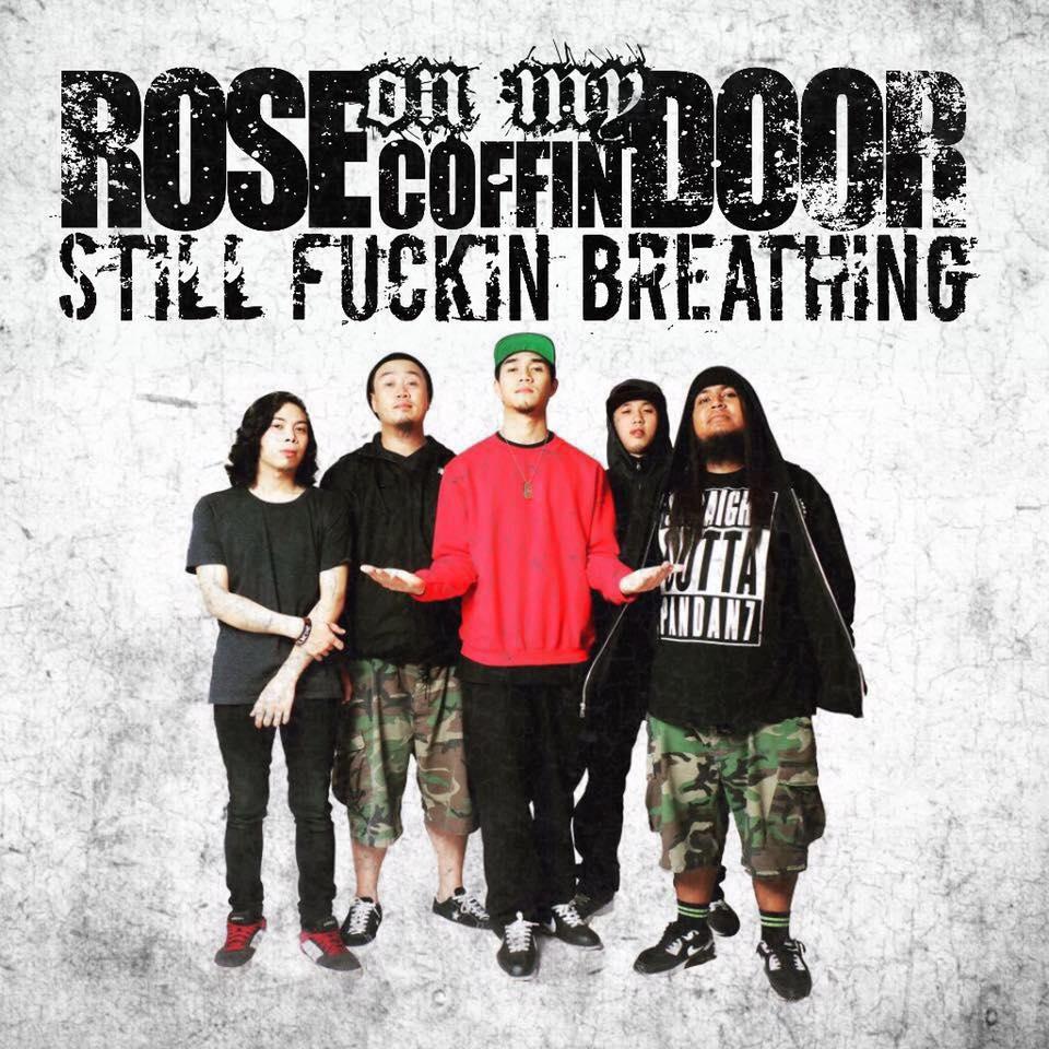rose on my coffin