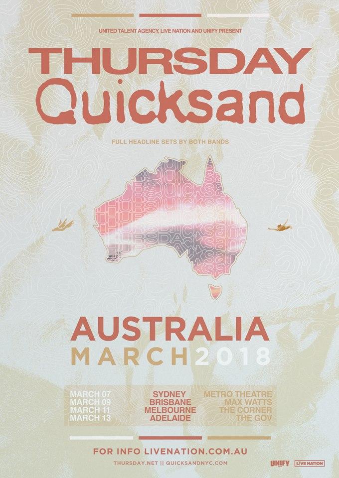 quicksand thursday