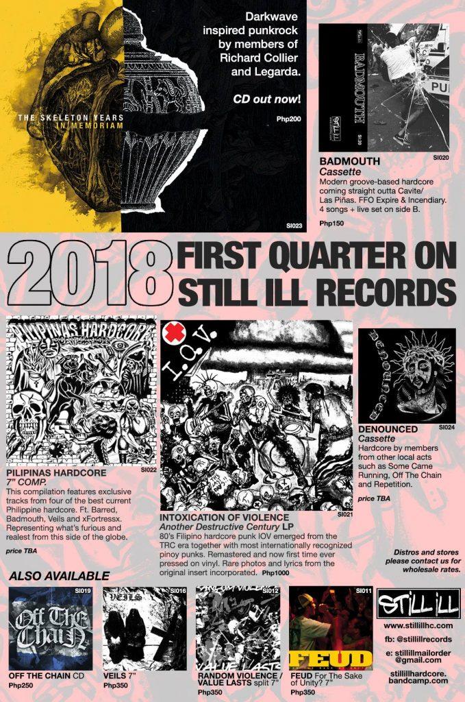 still ill records