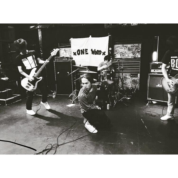 Straight edge hardcore band xOne Wordx release live video of