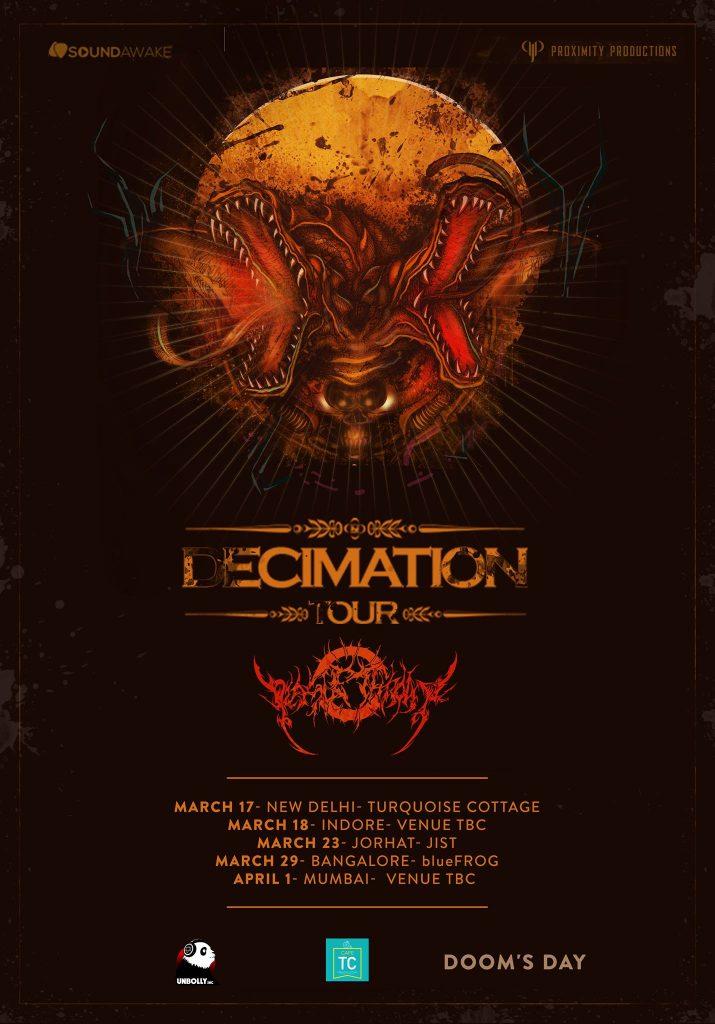 decimation tour