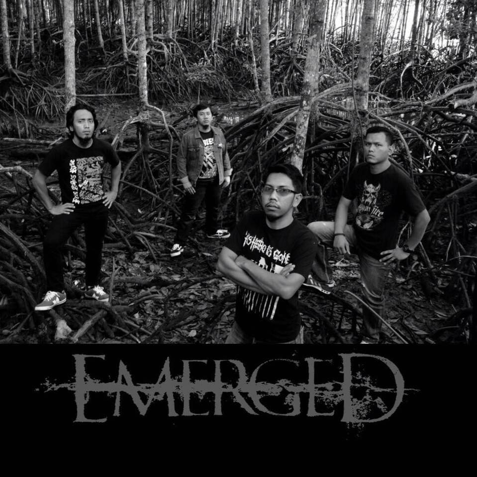 emerged