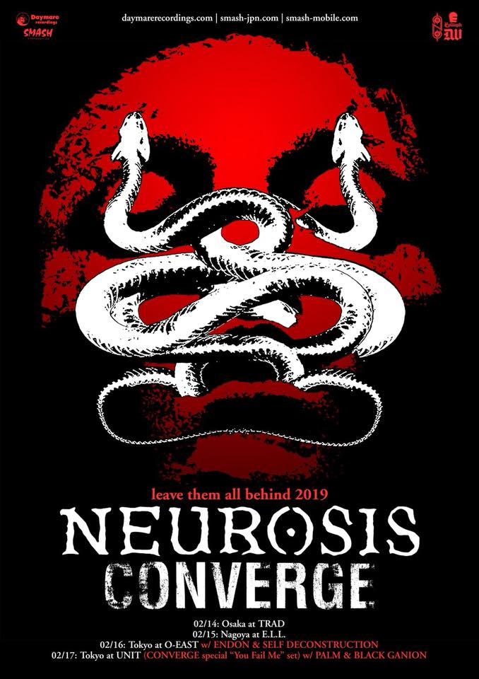 neurosis converge