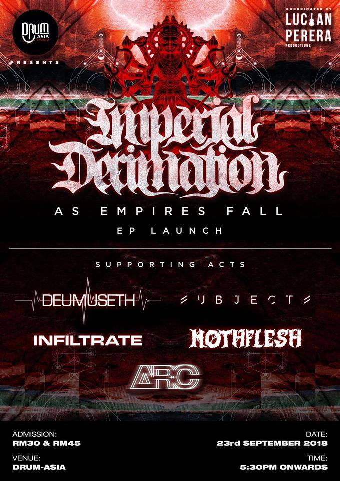 imperial decimation