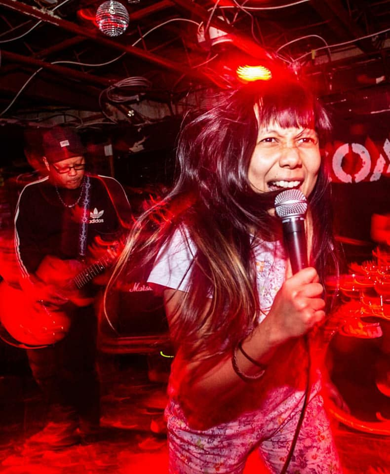 Singapore hardcore punk band SIAL release live video from