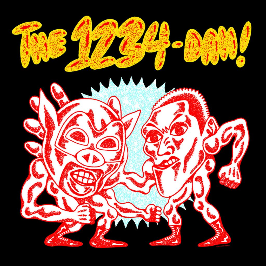 the 1234 dah
