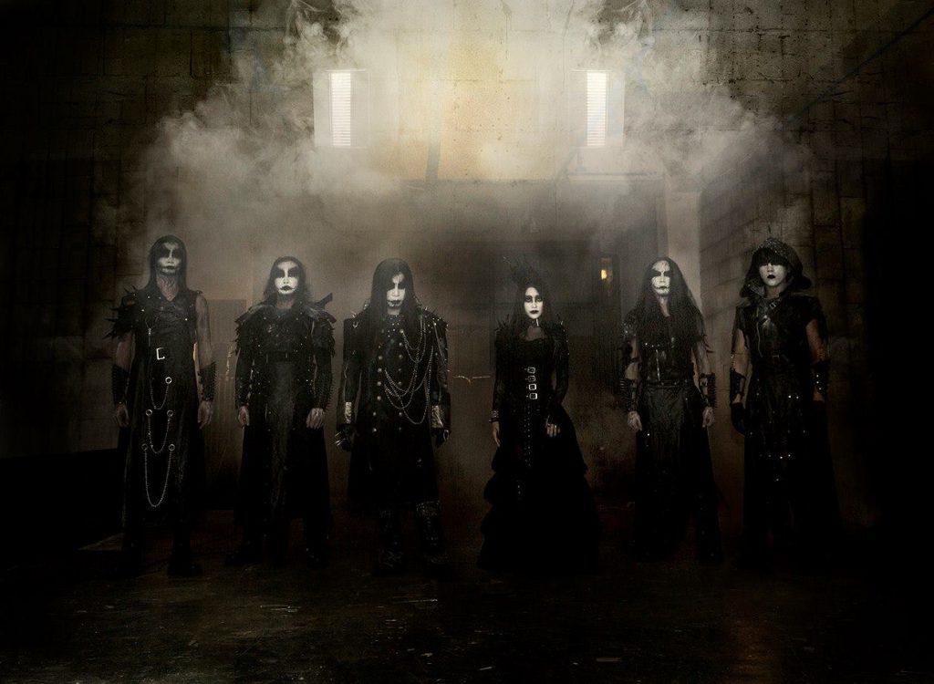 Bands dark black metal Watain