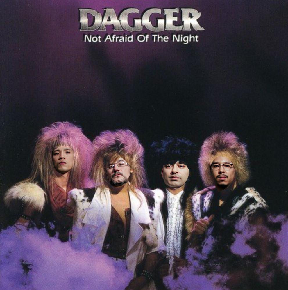 dagger not