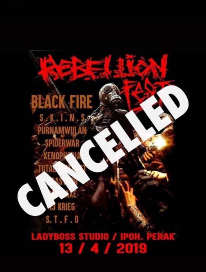 rebellion fest