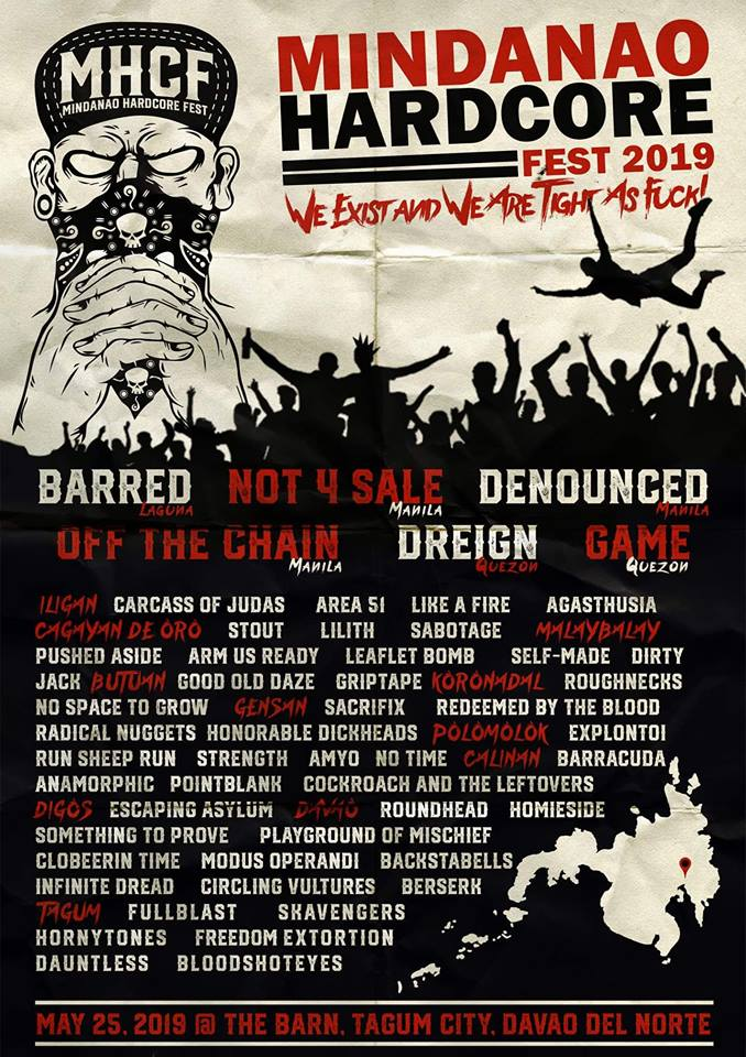 mindanao hardcore fest