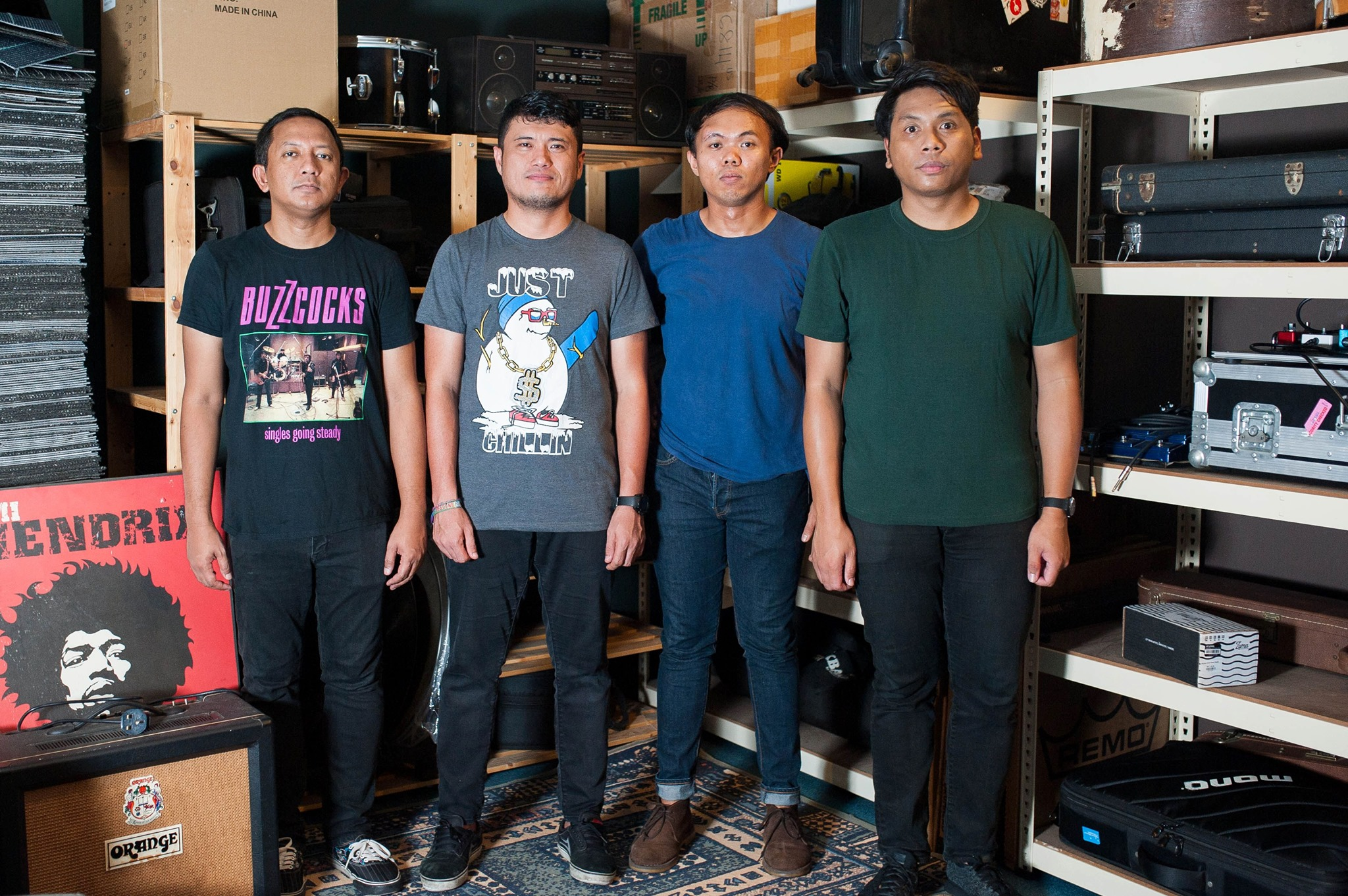 Emo Band Playburst Announce Debut Album Hot On The Heels of